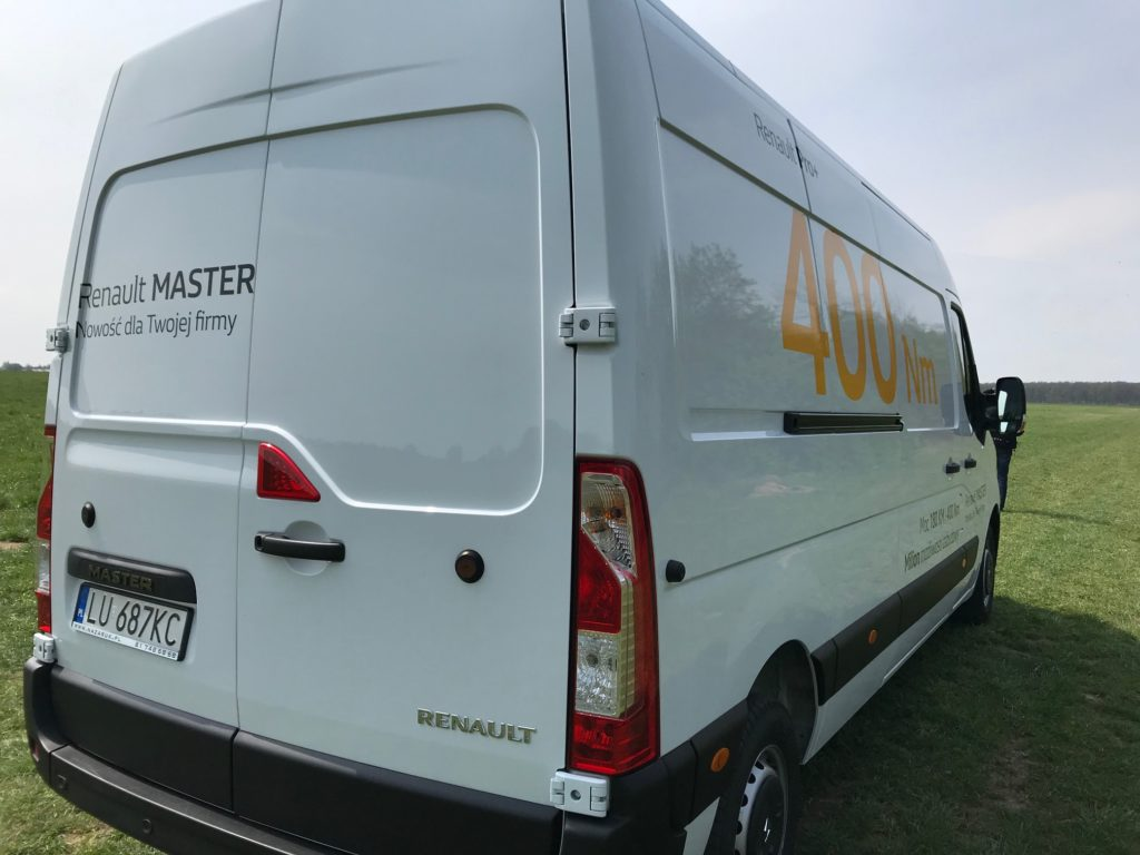 Nazaruk Service Renault Master