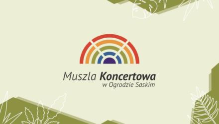 Muszla Koncertowa w Ogrodzie Saski